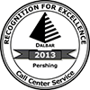 Dalbar Recognition for Excellence Award in Call Center Service