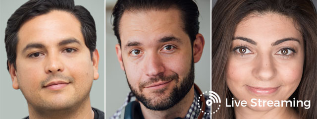 The Science of Innovative Technology with Rana el Kaliouby, Alexis Ohanian and Oscar Salazar Gaitan