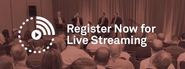 Register today to watch INSITE Live from your desktop!